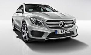 Mercedes GLA AMG Line der Fahrschule Düsseldorf
